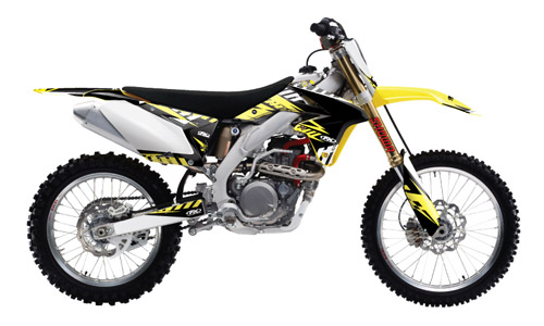 Suzuki Custom Graphic Kits